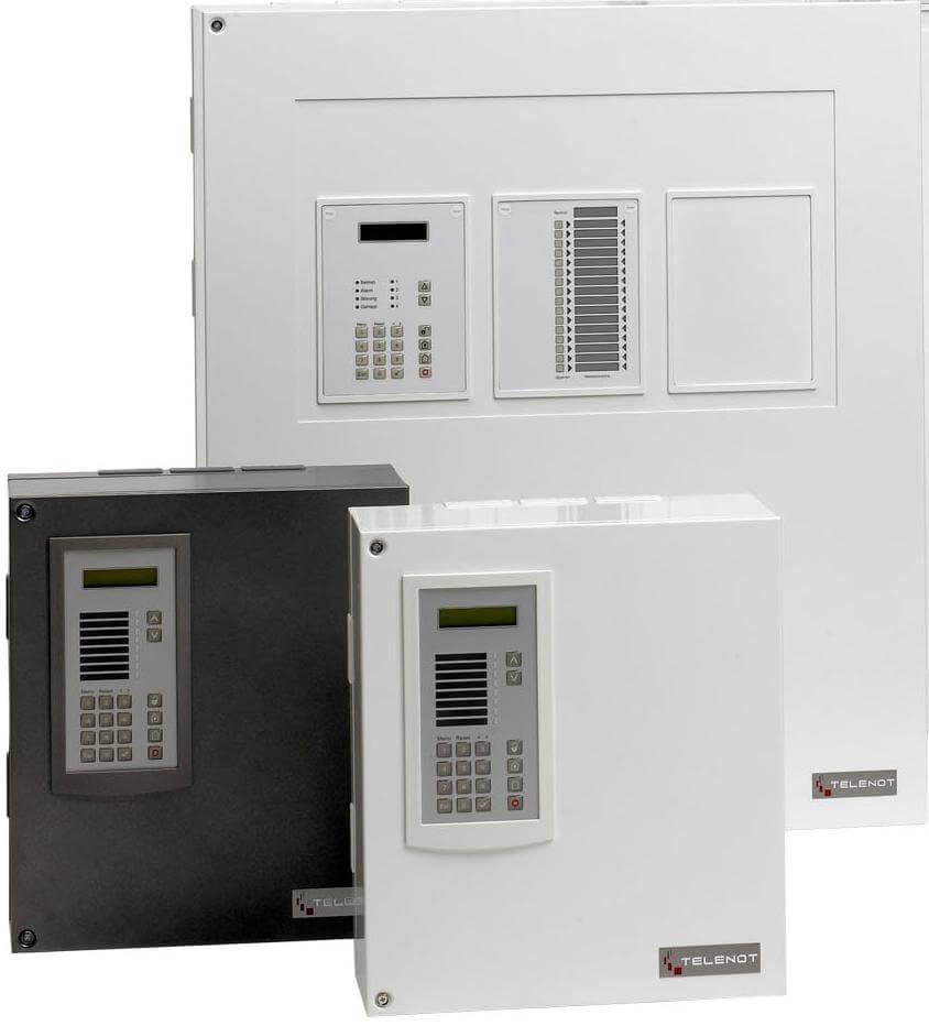 Modulare Hybrid-Alarmanlage TELENOT complex 400H
