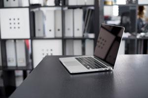 Sicherheitstechnik für Büros und Praxen