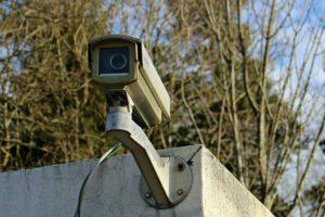 Analoge Videoüberwachung